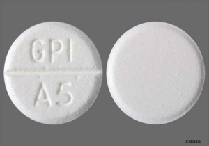 500mg Acetaminophen (Tylenol)